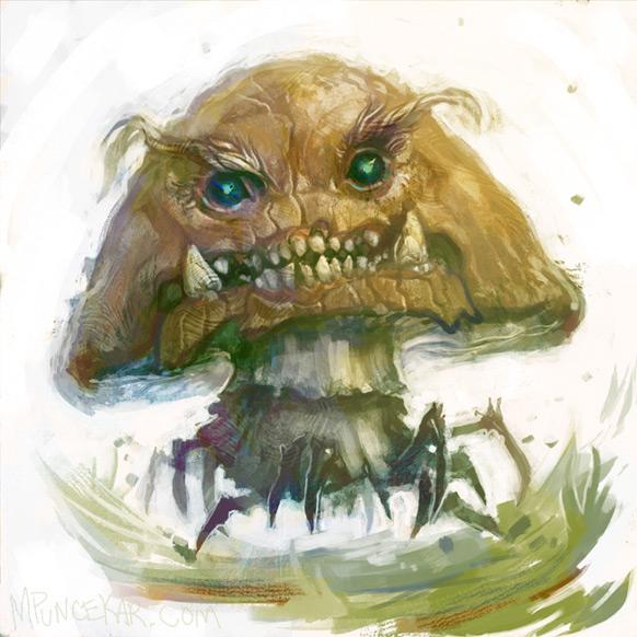 Att se skräck i det gulliga #5