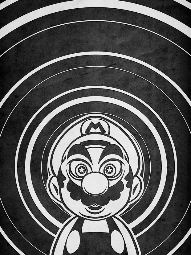Den tunna svarta linjen #4