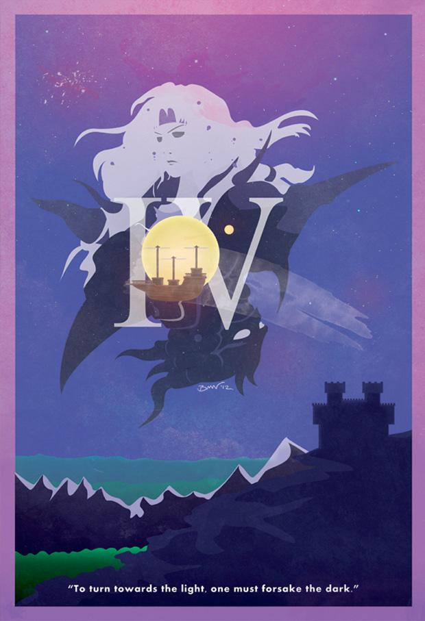 Färgglada drömmar #4