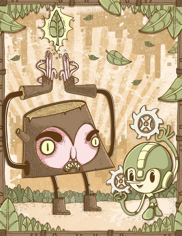 I skogen kan ingen höra dig skrika
