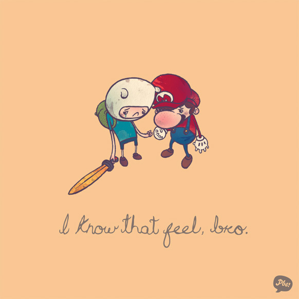 Jag vet hur det känns #2