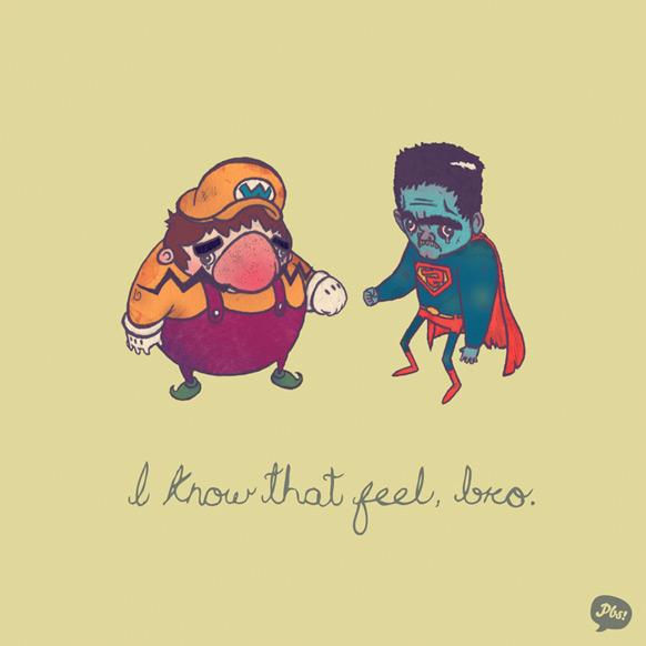 Jag vet hur det känns #3