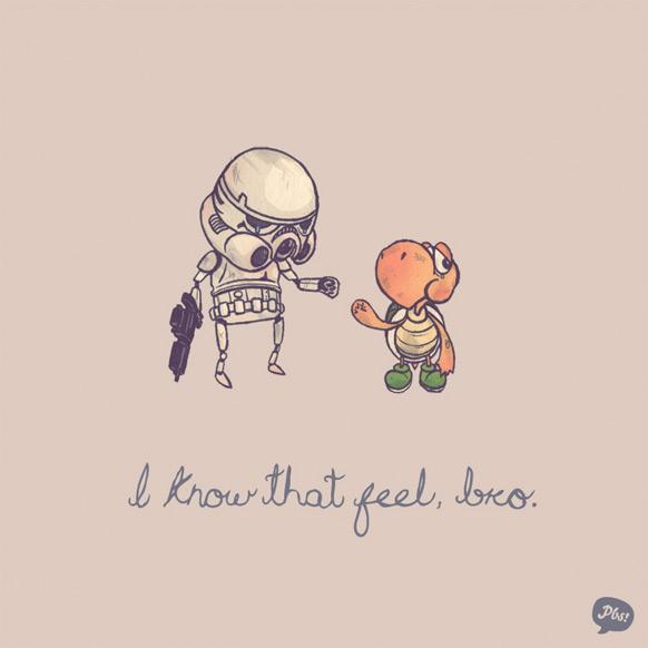 Jag vet hur det känns #5
