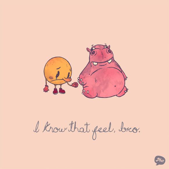 Jag vet hur det känns #6
