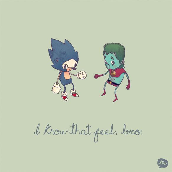 Jag vet hur det känns #8