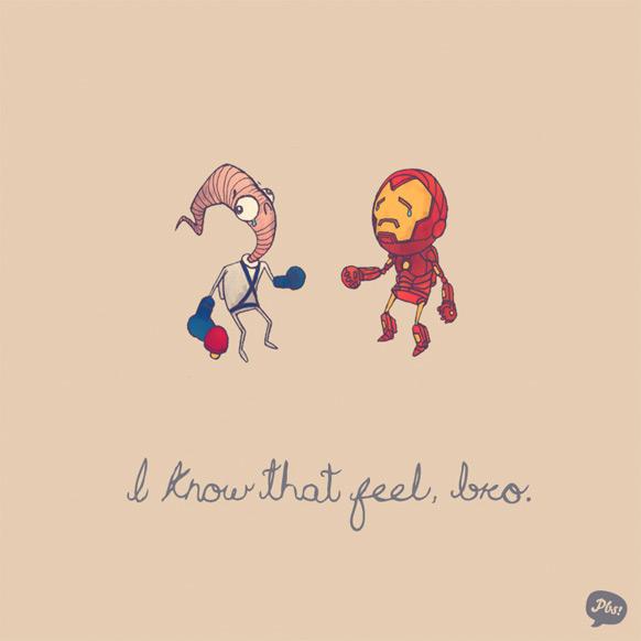 Jag vet hur det känns #9