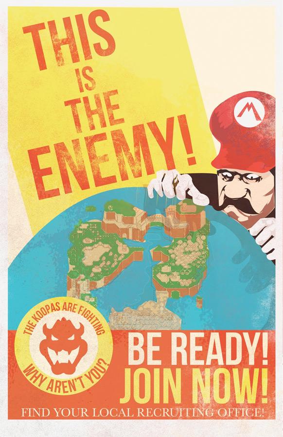 Lär känna din fiende #1
