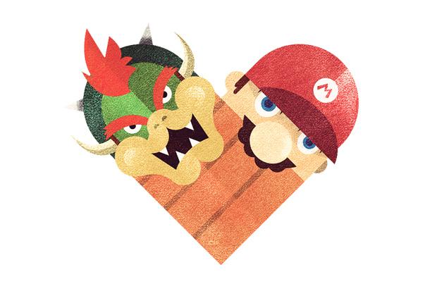 Mer kärlek #4