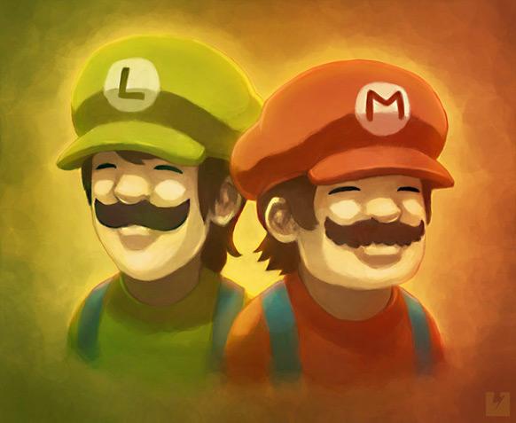 Nintendo-pensel #1