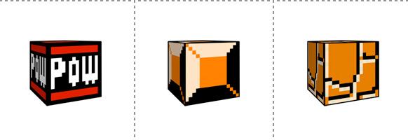 Papperstunna spelkaraktärer #13