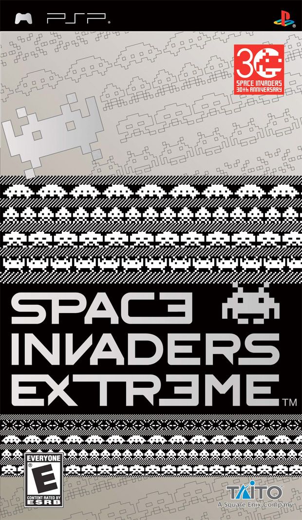 Spac3 Invaders Extr3me