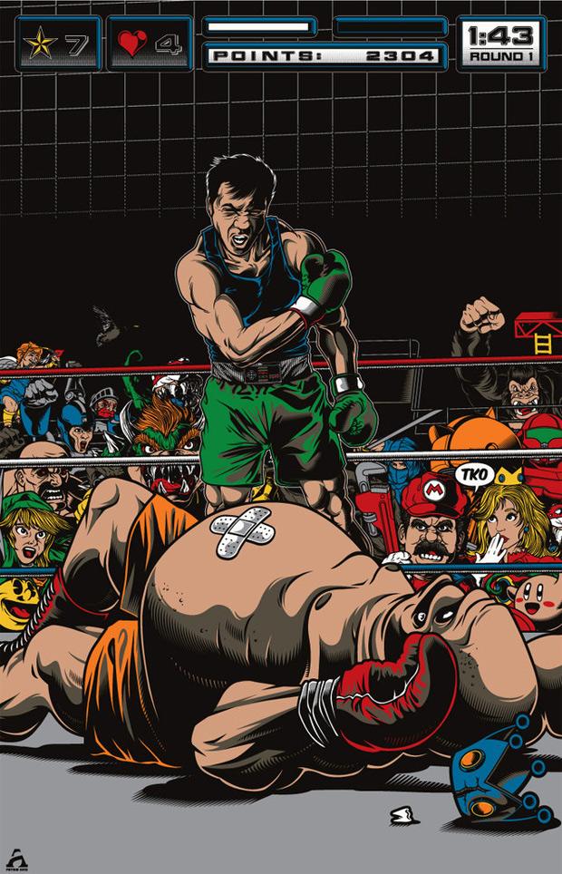 Teknisk knockout