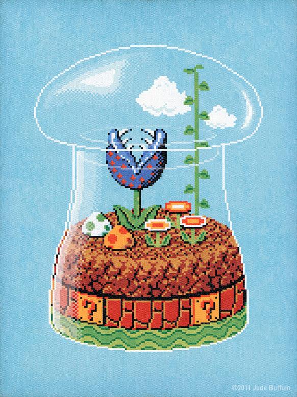 Terrarium och kött #1